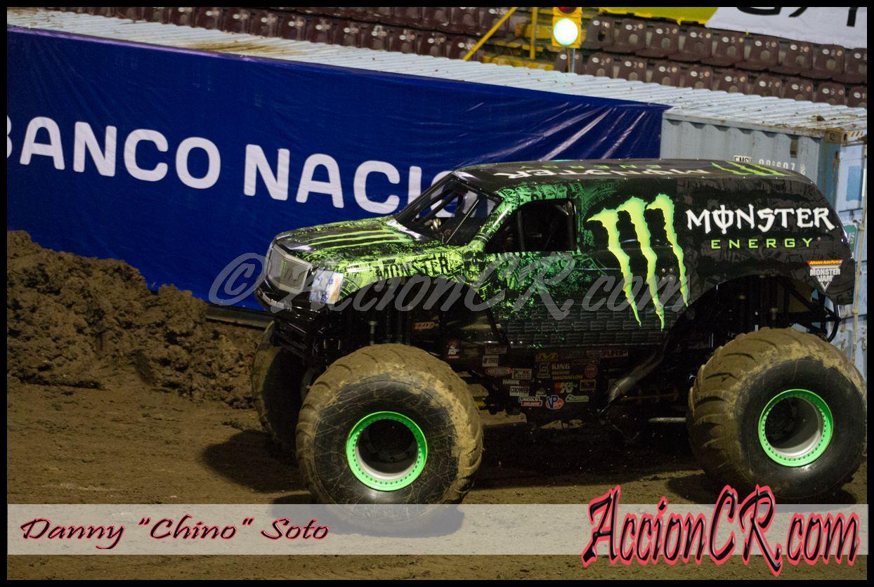 George Balhan Mohawk Warrior Monster Truck Facebook